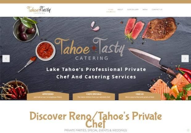 tahoe tasty catering